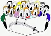"""Dear Christmas Cantata Singers, We have only had two rehearsals so far.  It's not too late to join us and we would love to have you! :) Our music is, """"Go Sing It on the Mountain"""" by Pepper Choplin.  They are beautiful and fun songs. Our new cantata rehearsal time is 7-9 p.m. on Wednesday eveningsonly."""
