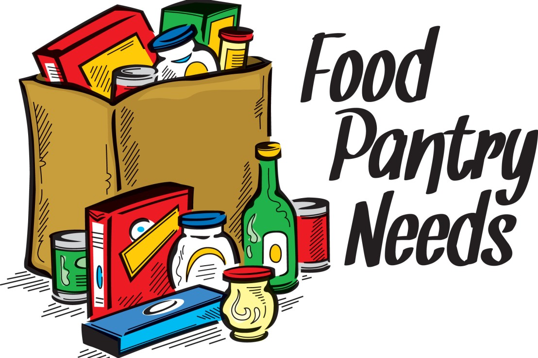 May items needed for the Scott County Clearinghouse: Oatmeal, Cereal, Bar Soap