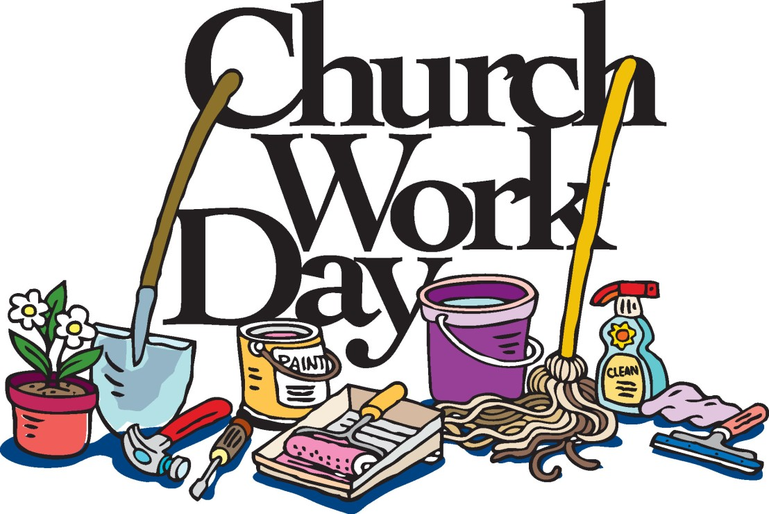 church-work-day