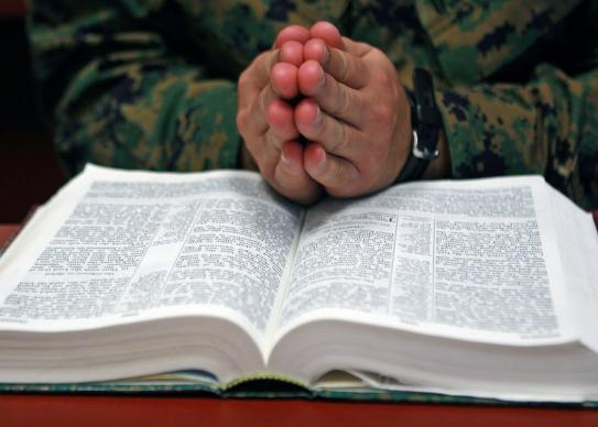 Re-energize your prayer life with a newpractice