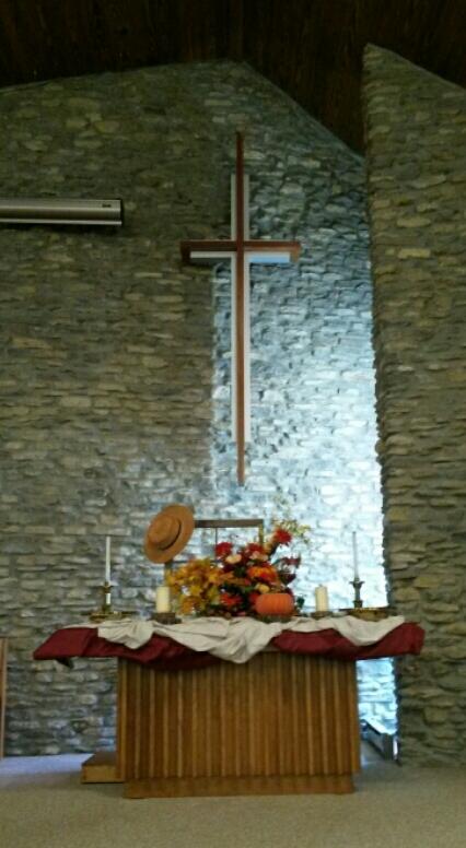 SUMC Symbols of Faith andHope