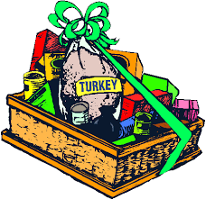 Food Basket Delivery Sat. Dec. 16