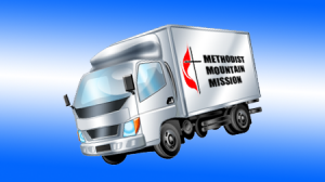 Mountain Mission Truck, Mon. March 5
