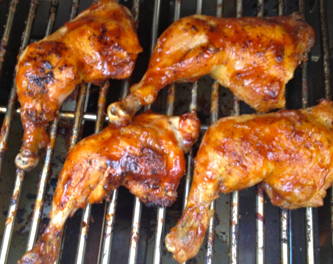 Delicious Chicken Barbecue Dinner, Friday June 22!